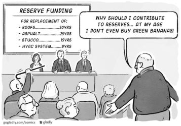 Funding HOA Reserves For the Common Good