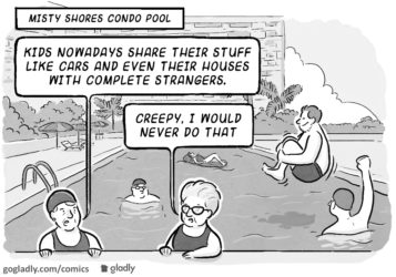 Communities Are for Sharing — The Sharing Economy and Your HOA