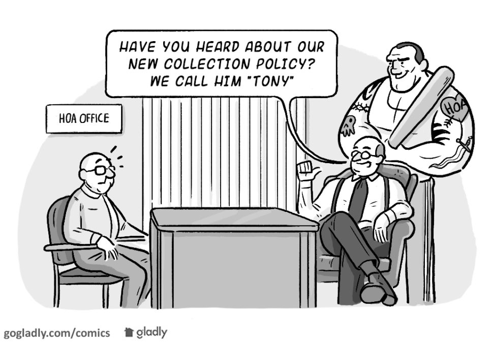 The Pesky Nuances of the HOA Collection Policy