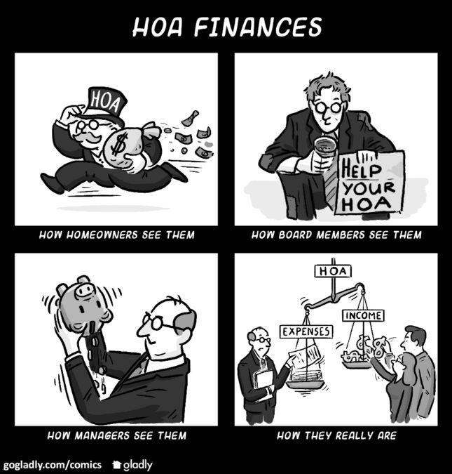 4 HOA Accounting Principles Board Member Should Know