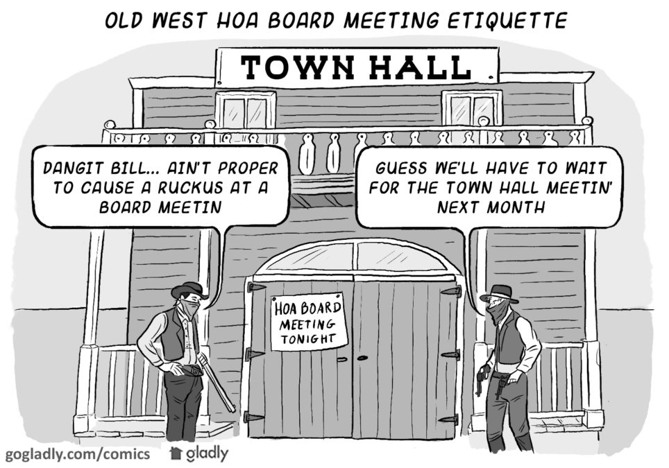 Town Hall vs Board Meeting, and Why it Matters