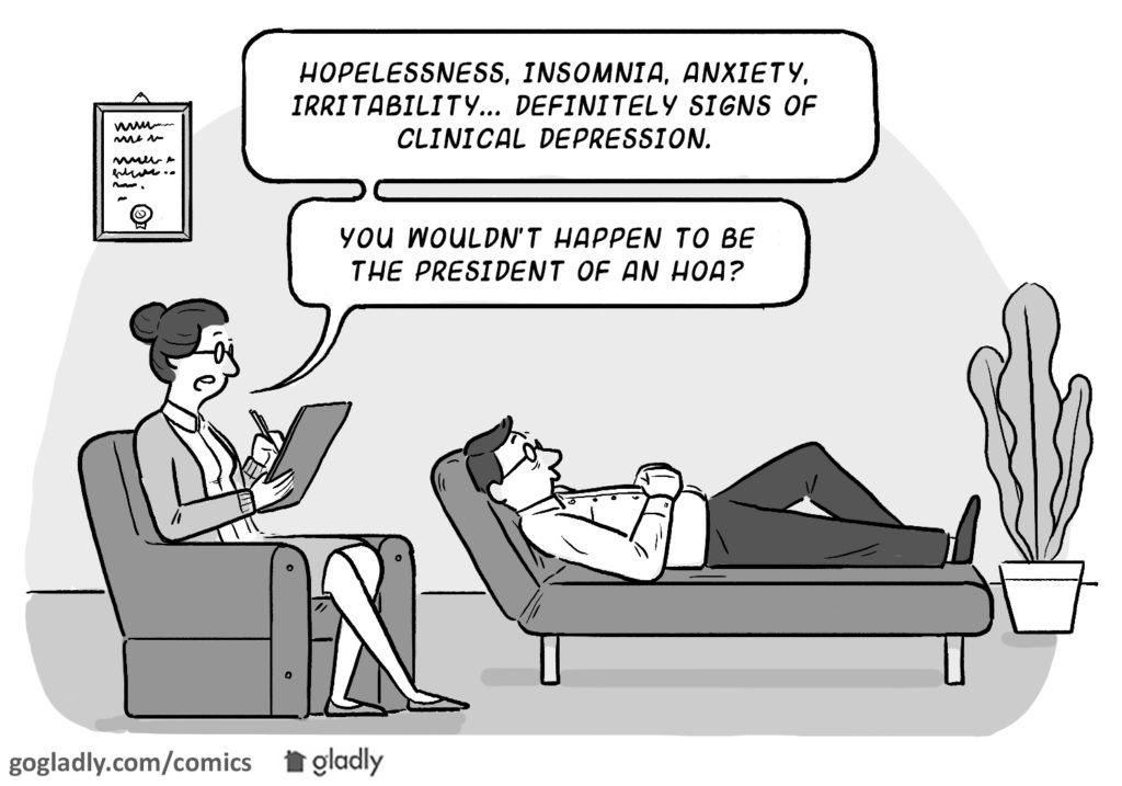 Board Responsibilities comic