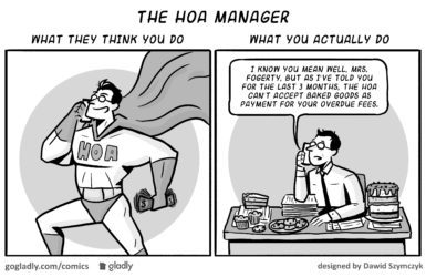 The Role of HOA Management — Hang Up Your Super Suit