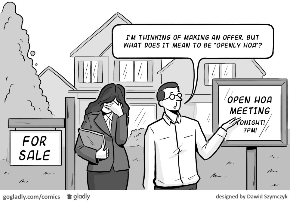 Do HOA Buyers Know What They're Getting Into?