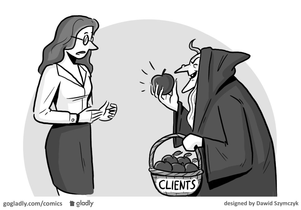 Poisonous  Clients